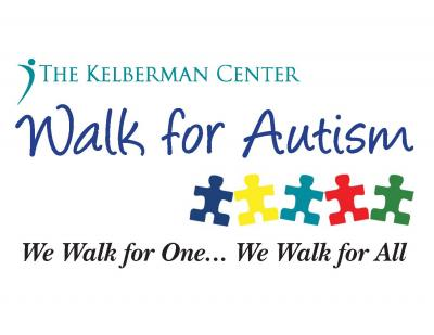 Walk for Autism tshirt front
